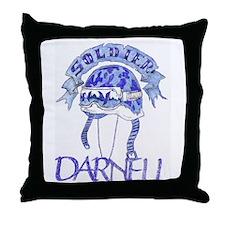 Darnell shop Throw Pillow