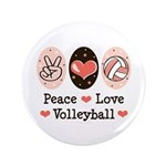 Peace Love Volleyball 3.5
