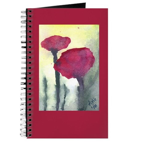 """""""First Poppies"""" Journal"""