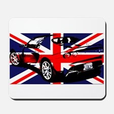 Elise SC UK Rear Mousepad