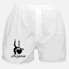 I Love Strippers! Boxer Shorts