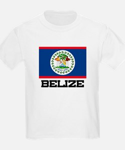 Belize Flag T-Shirt
