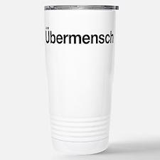 ubermensch Thermos Mug