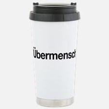 ubermensch Travel Mug