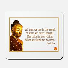 Buddha Buddhism Quotes Mousepad