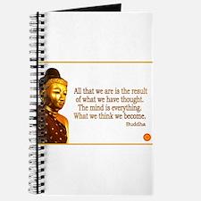 Buddha Buddhism Quotes Journal