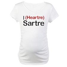 I Heartre Sartre Shirt