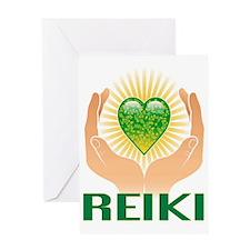 REIKI Greeting Card