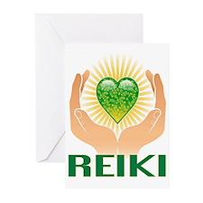 REIKI Greeting Cards (Pk of 20)