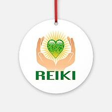 REIKI Ornament (Round)