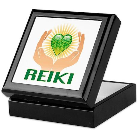 REIKI Keepsake Box