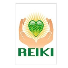 REIKI Postcards (Package of 8)