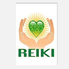 REIKI Postcards (Package of 8)