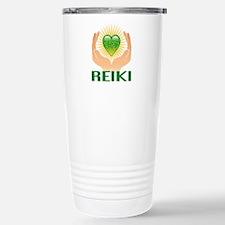 REIKI Stainless Steel Travel Mug