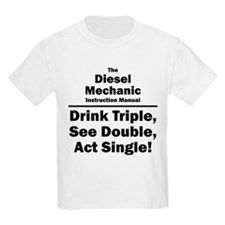 Diesel Mechanic T-Shirt