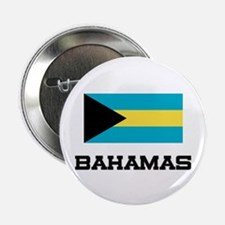 "Bahamas Flag 2.25"" Button"