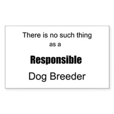 No such thing! Rectangle Sticker 10 pk)