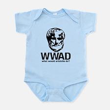 WWAD - Waht would Aristotle do? Infant Bodysuit