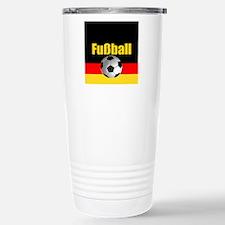 fußball Stainless Steel Travel Mug