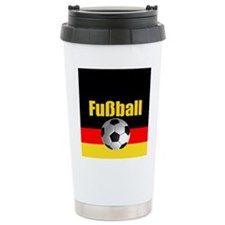 fußball Travel Coffee Mug