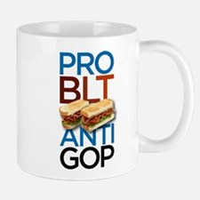 Pro-BLT, Anti-GOP Mug
