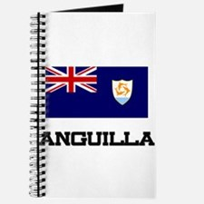 Anguilla Flag Journal