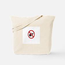"""No Bullshit"" Tote Bag"