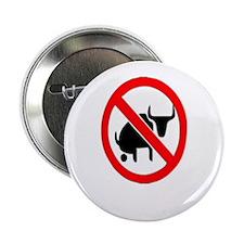 """""""No Bullshit"""" 2.25"""" Button (10 pack)"""