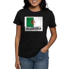 Algeria Flag Tee