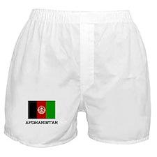 Afghanistan Flag Boxer Shorts