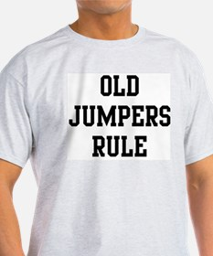 Old Jumpers Rule T-Shirt
