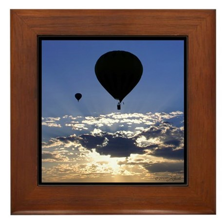 Collectible Framed Tile