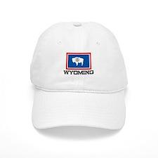 Wyoming Flag Baseball Cap