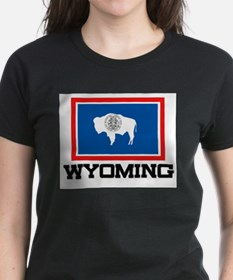 Wyoming Flag Tee