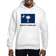 South Carolina Flag Hoodie