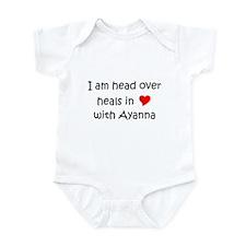 Unique Ayanna Infant Bodysuit
