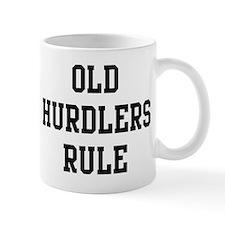 Old Hurdlers Rule Mug