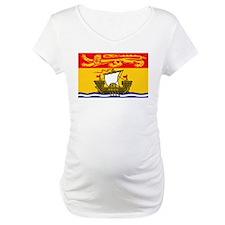New Brunswick Flag Shirt
