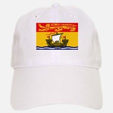 New Brunswick Flag Baseball Baseball Cap