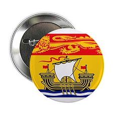 "New Brunswick Flag 2.25"" Button (10 pack)"