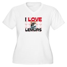 I Love Lemurs T-Shirt
