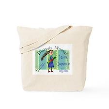 Funny Patients Tote Bag