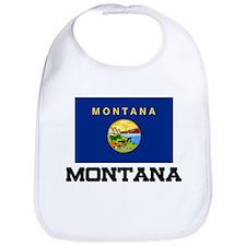 Montana Flag Bib
