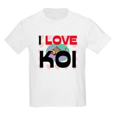 I Love Koi T-Shirt