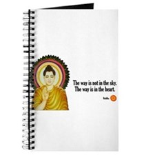 Buddha Buddhism Quotes Journal