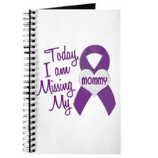 Missing My Mommy 1 PURPLE Journal