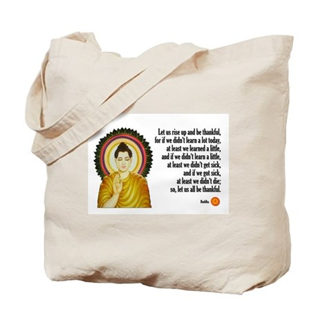 Buddha Buddhism Quotes Tote Bag