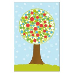Alfresco Christmas Tree Posters