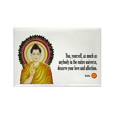 Buddha Buddhism Quotes Rectangle Magnet