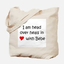 Unique Bebe Tote Bag
